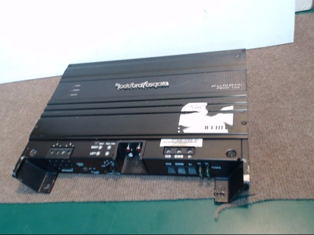 ROCKFORD FOSGATE Car Amplifier P6001BD