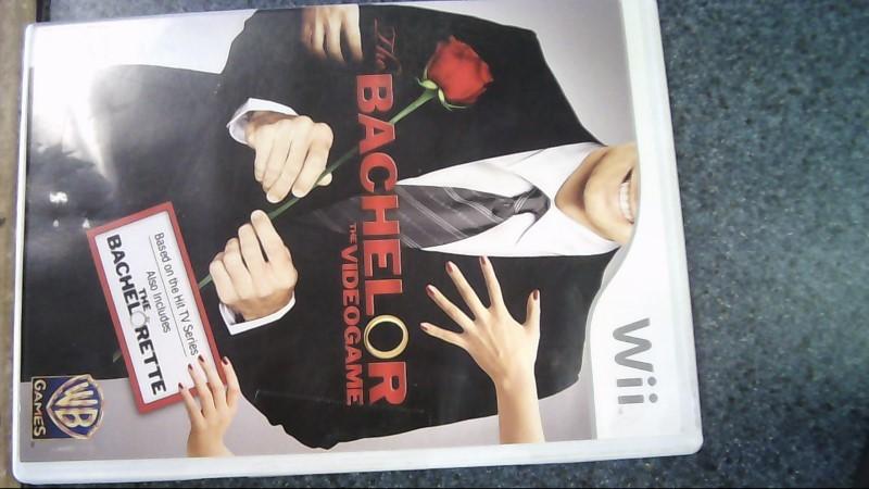 NINTENDO Wii Game The Bachelor