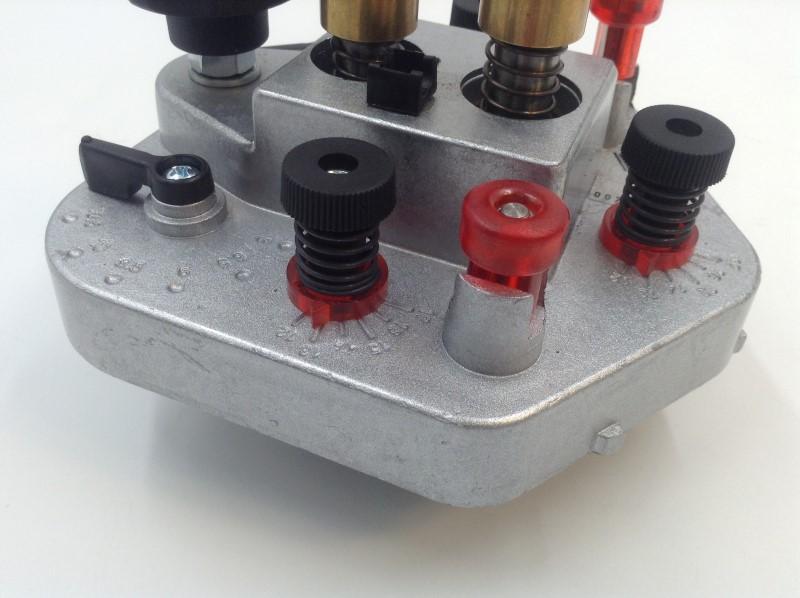 Hettich Drilljig VB (Connector Drilling Jig)