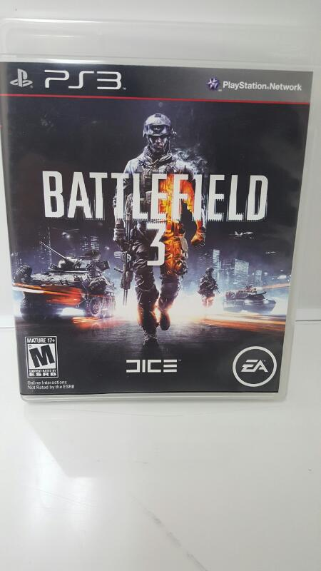 Battlefield 3 (Sony Playstation 3, PS3)