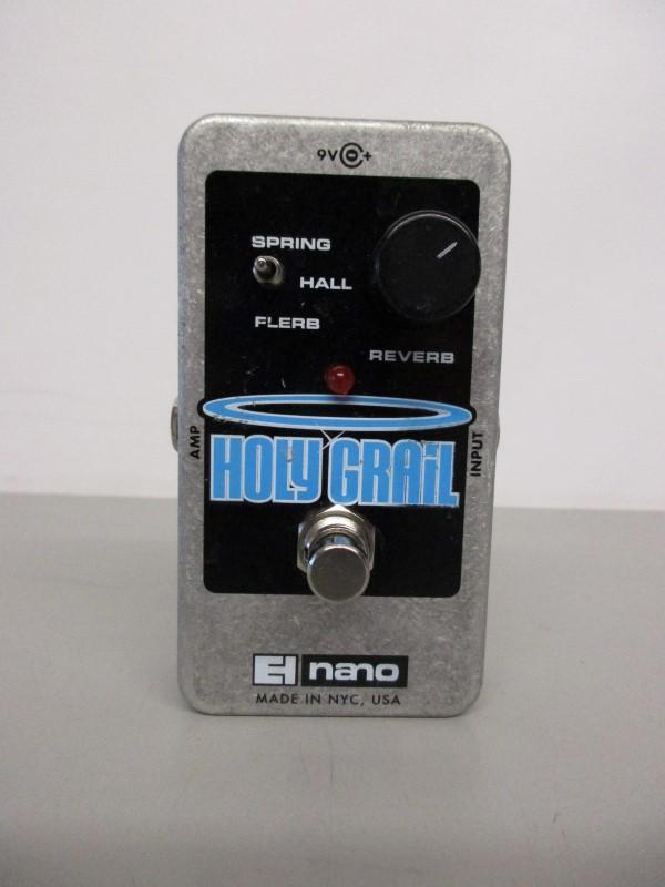 ELECTRO-HARMONIX NANO HOLY GRAIL REVERB