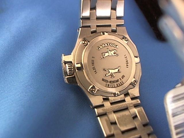 CONCORD Lady's Wristwatch SARATOGA WOMENS