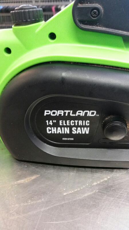 PORTLAND Chainsaw 67255