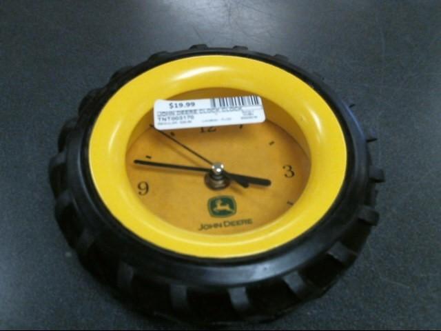 JOHN DEERE Clock CLOCK