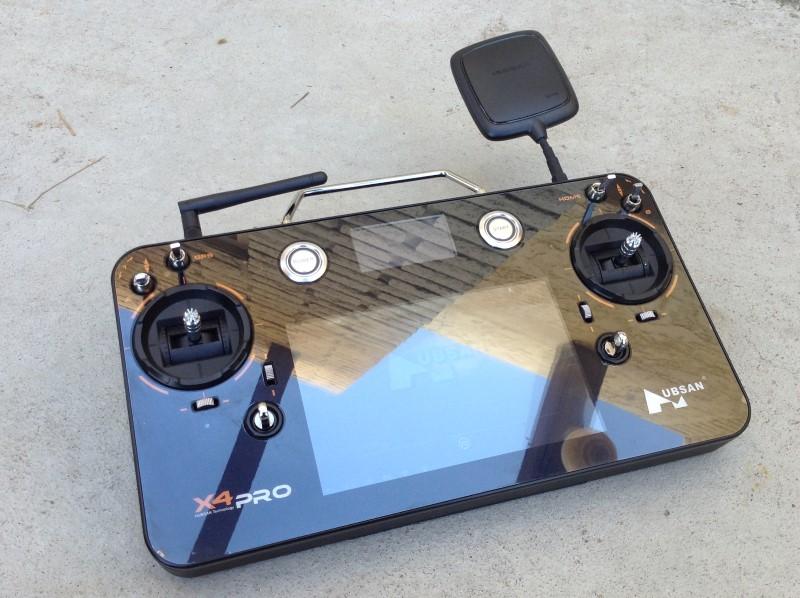 HUBSAN Drone X4 PRO