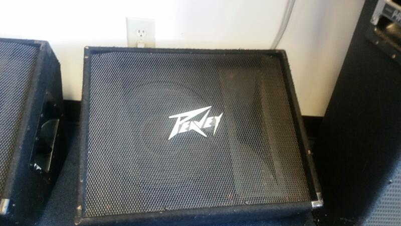 PEAVEY Speakers/Subwoofer PV12M
