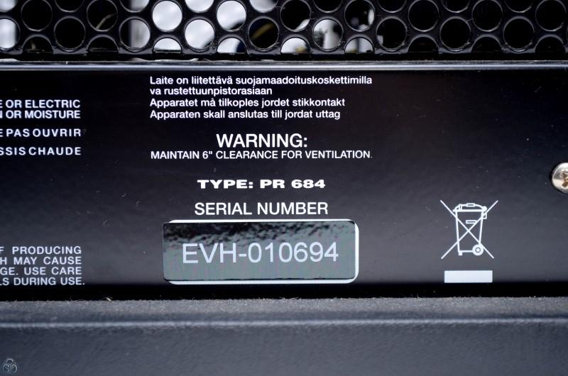 EVH 5150 III 3-Channel Tube 100 Watt Guitar Amp Head with Case>