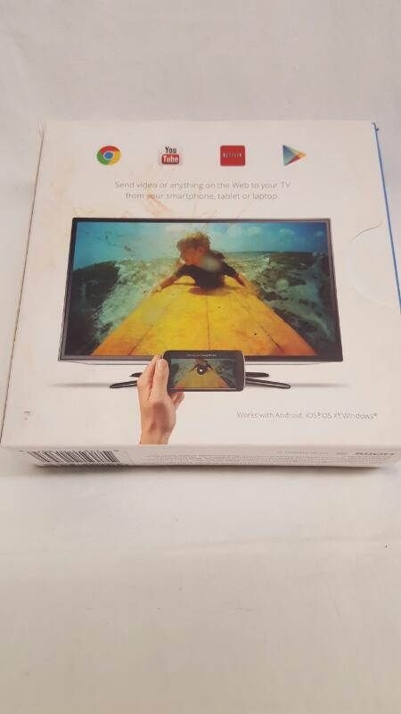 CHROMECAST Digital Media Receiver H2G2-42