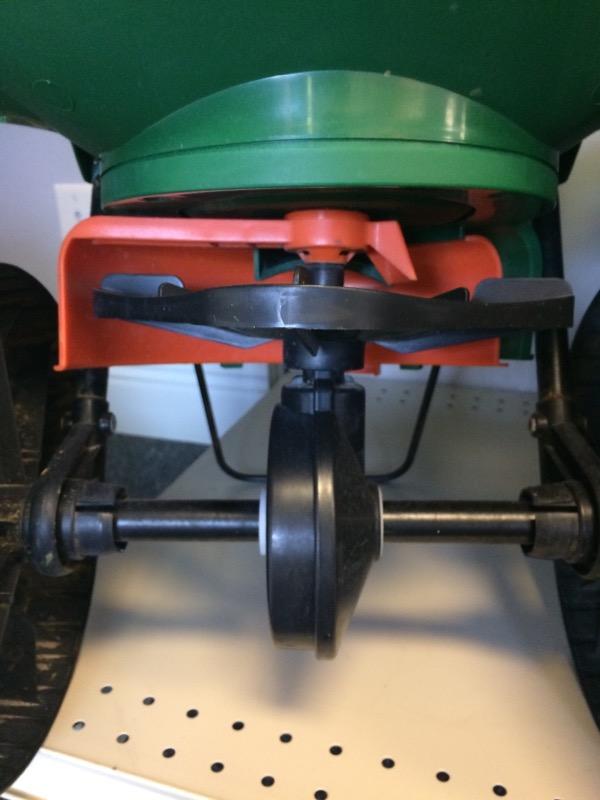 SCOTTS Miscellaneous Lawn Tool TURF BUILDER EDGEGUARD MINI