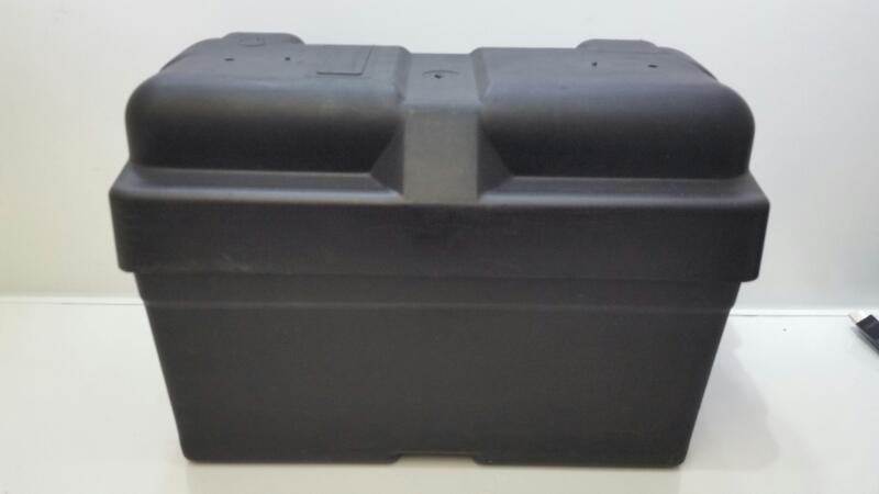 MASTER MOLDERS INC PLASTIC BATTERY BOX