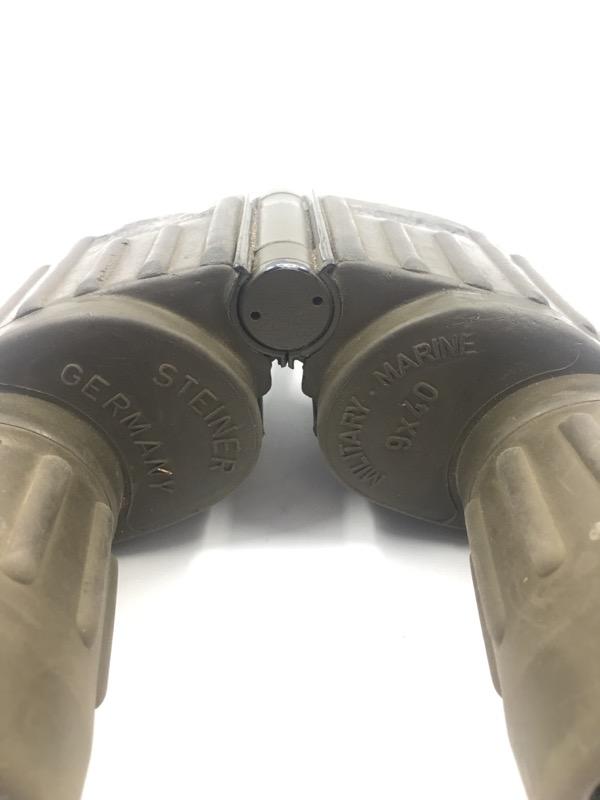 STEINER 9X40 HUNTING BINOCULARS
