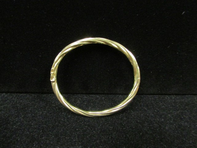 Gold Bracelet 14K Yellow Gold 13.6g
