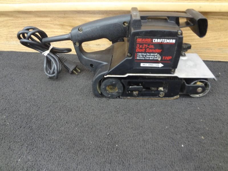 Craftsman 315117131 3 x 21 in 75 amp corded belt sander no craftsman 315117131 3 x 21 in 75 amp corded belt sander no sciox Image collections