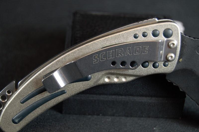 "Imperial Schrade AV7 ""Avatar"" Pocketknife and Boy Scout Style Multi-Tool"