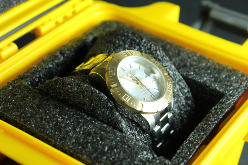 Lady's Invicta Pro Diver 15328 Stainless Steel Watch
