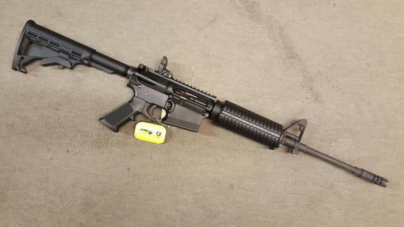 """DPMS PANTHER ARMS G2AP4 16"""", .308 SEMI AUTO RIFLE, 20 RND MAG - NEW"""