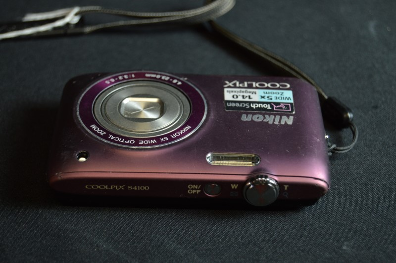 Nikon Coolpix S4100 14.0 MP Digital Camera