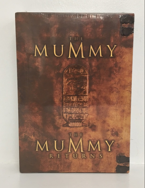 DVD BOX SET THE MUMMY COLLECTION