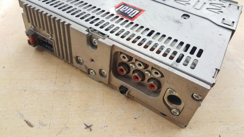 DUAL ELECTRONICS XDMA460 - AS IS For parts or not working | Buya on