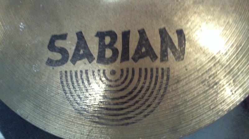 """SABIAN Cymbal B8PRO 16"""" MEDIUM CRASH"""