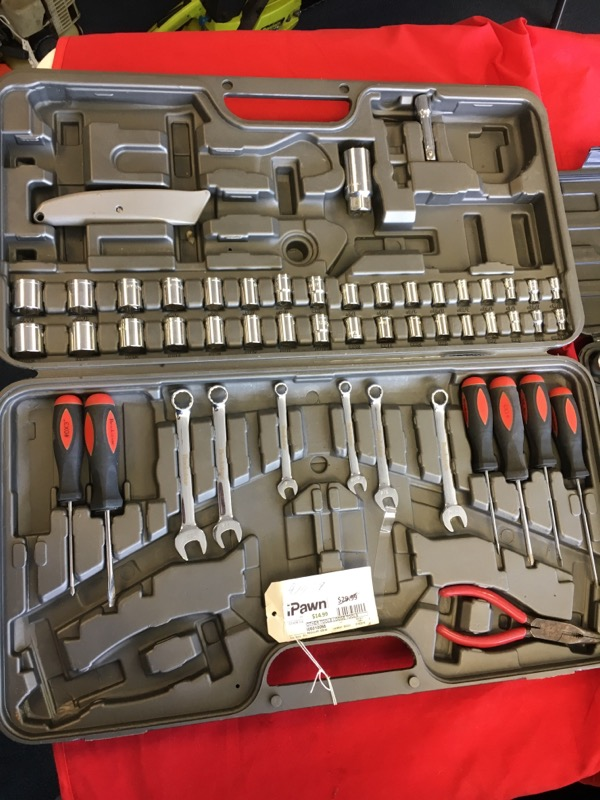 SOCKETS & WRENCHES