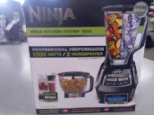 NUTRI NINJA Blender SUPRA KITCHEN SYSTEM