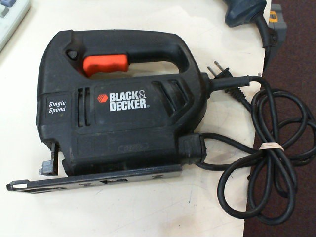 BLACK & DECKER Jig Saw 7552
