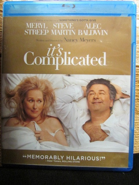 BLU-RAY MOVIE Blu-Ray IT'S COMPLICATED