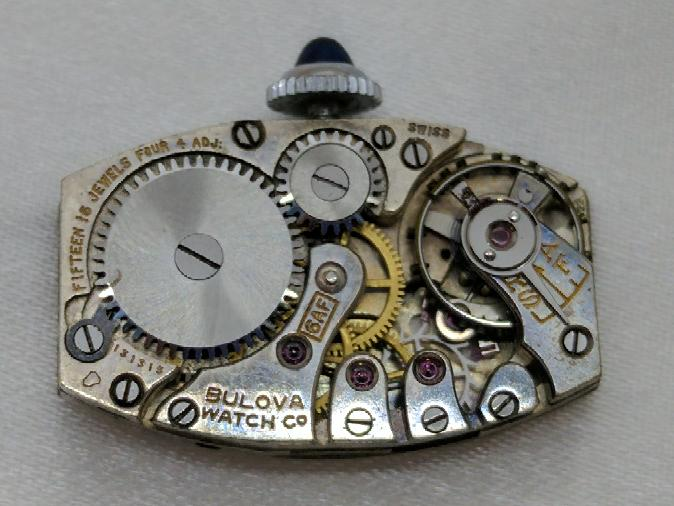 BULOVA Lady's Wristwatch N/A
