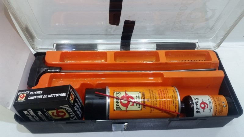*NEW* Hoppe's Legend .17 & .22 Rimfire Rifle Cleaning Kit