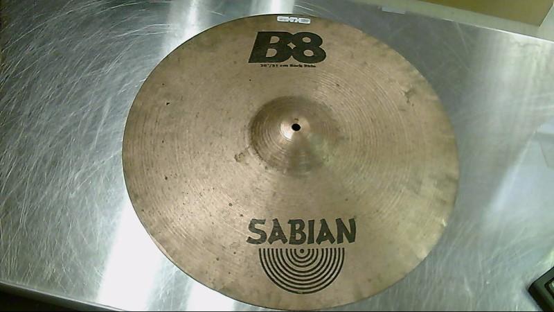 "SABIAN Cymbal B8 20"" ROCK RIDE"