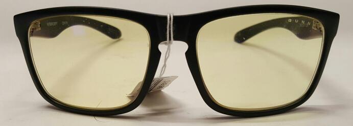 GUNNAR Reading Glasses INTERCEPT ONYX