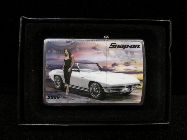 ZIPPO Lighter 2006 SNAP-ON LIGHTER