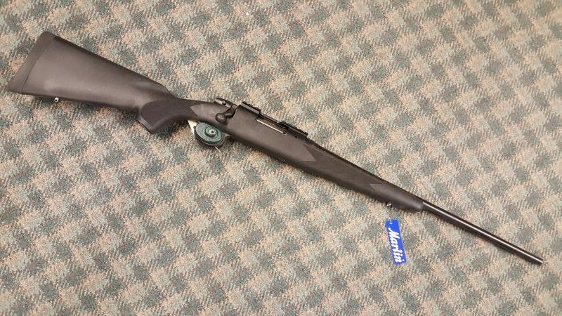 """MARLIN XS7-243 22"""" SCOPE MOUNT, PRO FIRE TRIGGER BOLT ACTION RIFLE - NEW"""