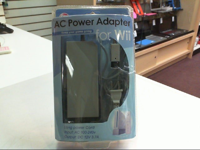 CTA Wi-AC AC Power Adapter for Nintendo Wii