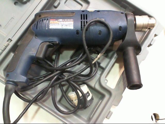 "Ryobi D551H 1/4"" Corded Hammer Drill w/ Case"