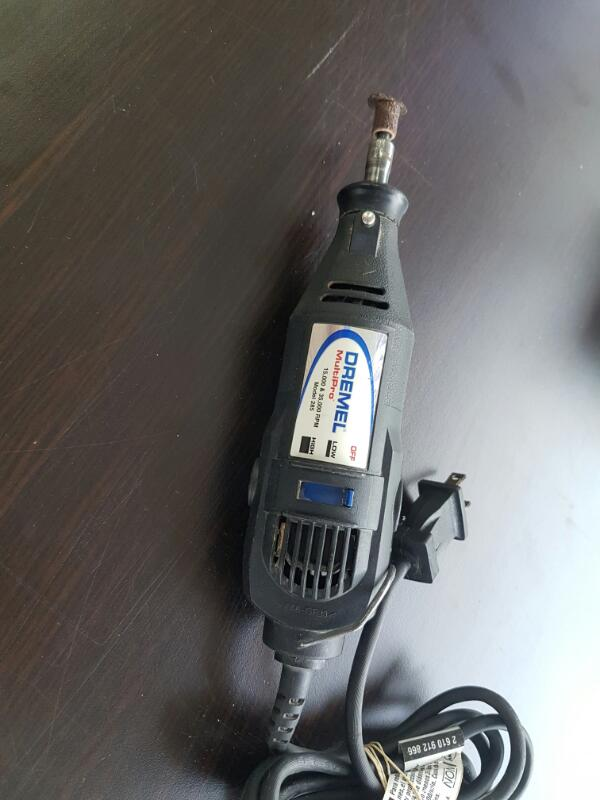 Dremel MultiPro Tool Model 285 + Owners Manual, Accessories - 2 Speed