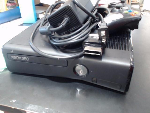 MICROSOFT XBox 360 XBOX 360 - 4GB - 1439 - CONSOLE