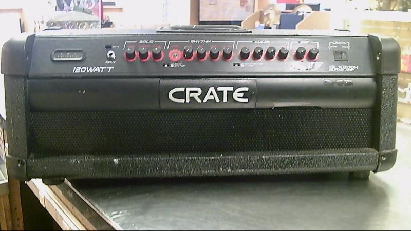 CRATE AUDIO Electric Guitar Amp GLX1200H