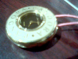 PANDORA Lady's Wristwatch 812043LS