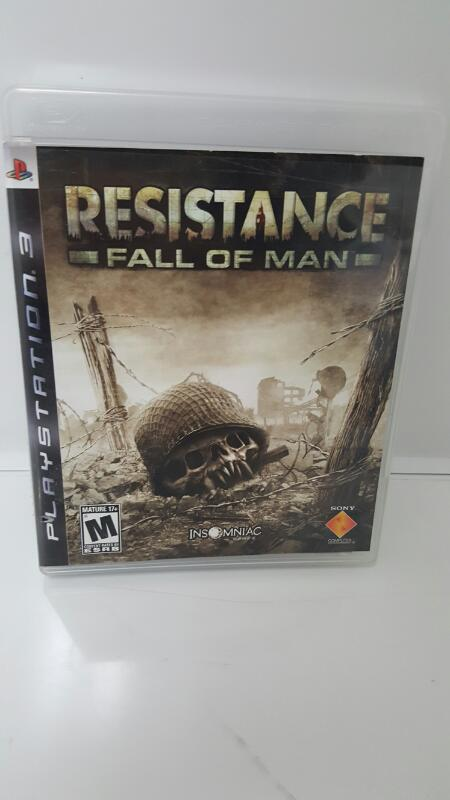 Sony PlayStation 3 RESISTANCE FALL OF MAN