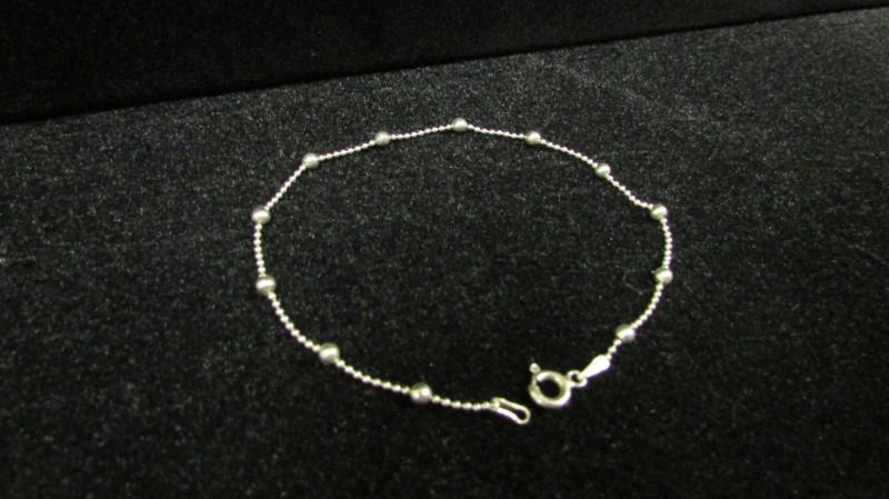 Silver Fashion Bracelet 925 Silver 2.1g