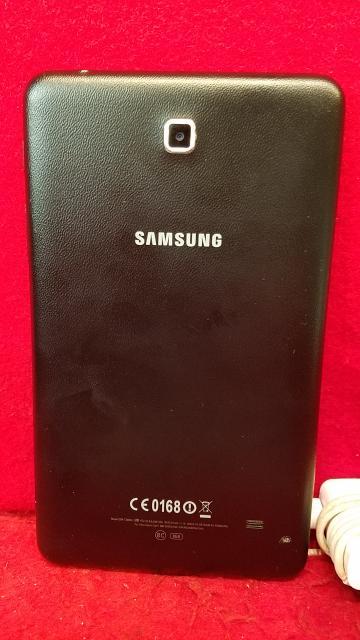 "Samsung Galaxy Tab 4 Android Tablet 7"" SM-T230NU 8GB Wi-Fi Black"