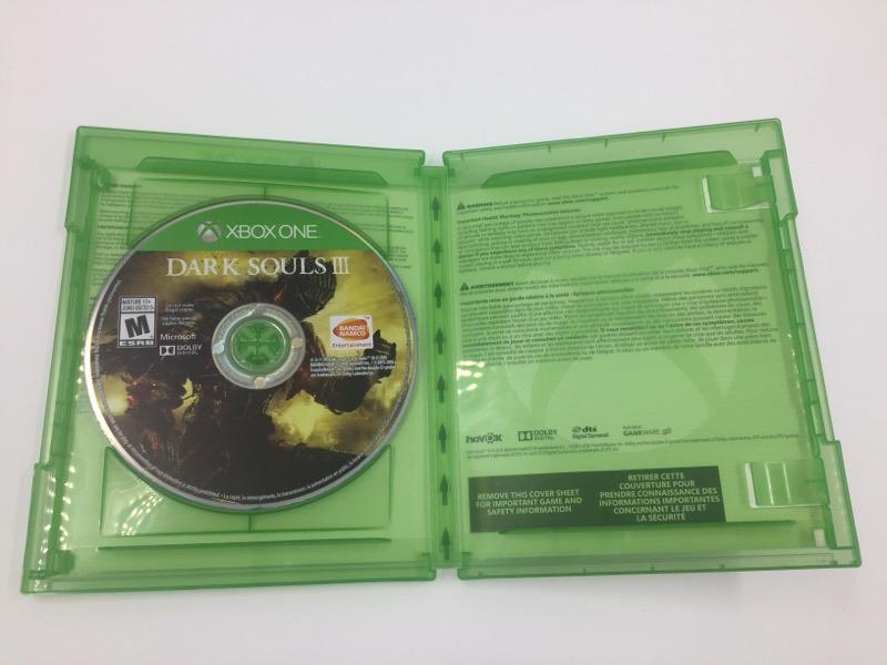 MICROSOFT Microsoft XBOX One Game DARK SOULS III