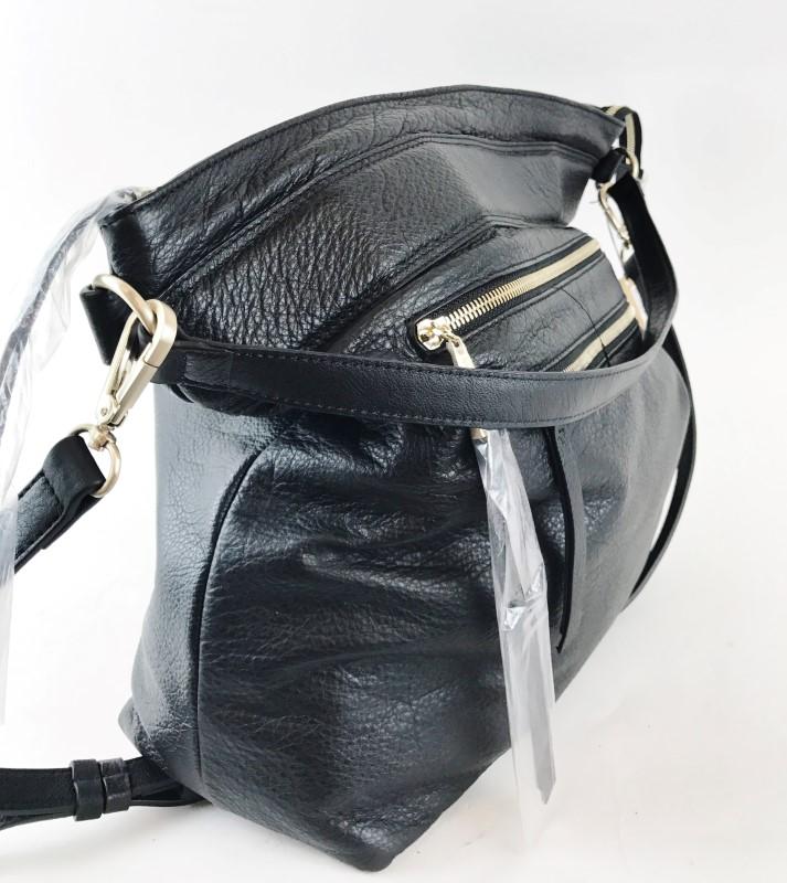 Kelsi Dagger Halsey Leather Hobo