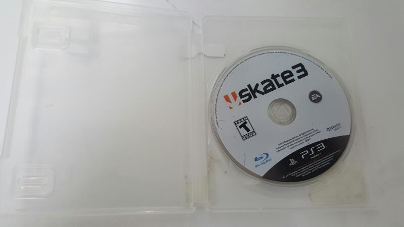 Sony PlayStation 3 SKATE 3 *DISC ONLY*