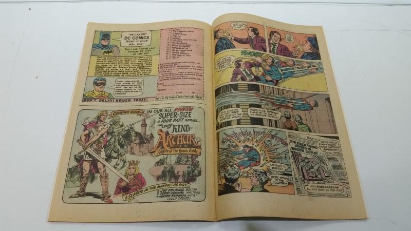 "Superman #291 DC Comics Sept. 1975 ""The Time-Powered Peril!"" 25c"