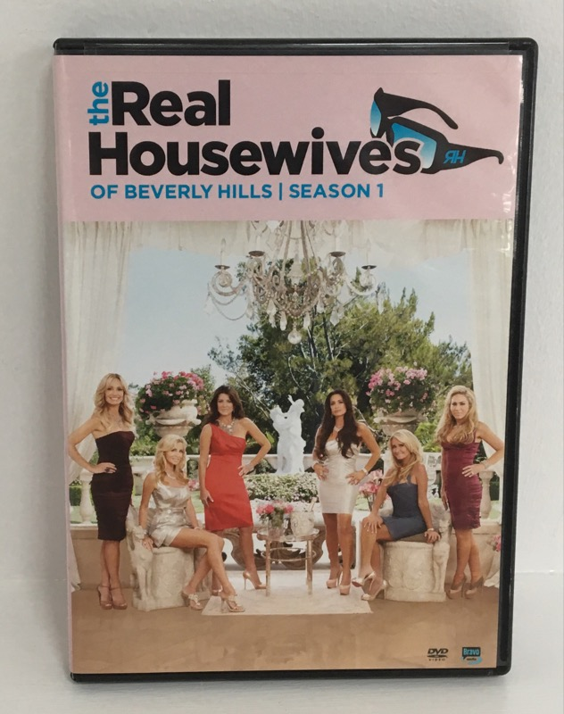 DVD BOX SET REAL HOUSEWIVES OF BEVERLY HILLS S1