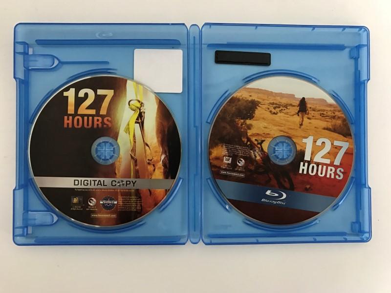 Blu-Ray 127 HOURS