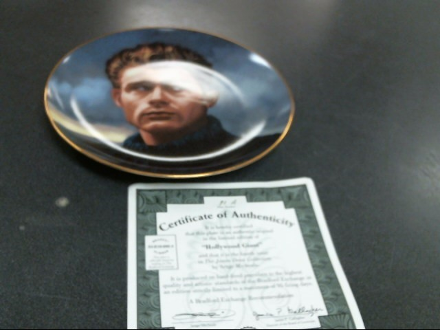 THE BRADFORD EXCHANGE Collectible Plate/Figurine